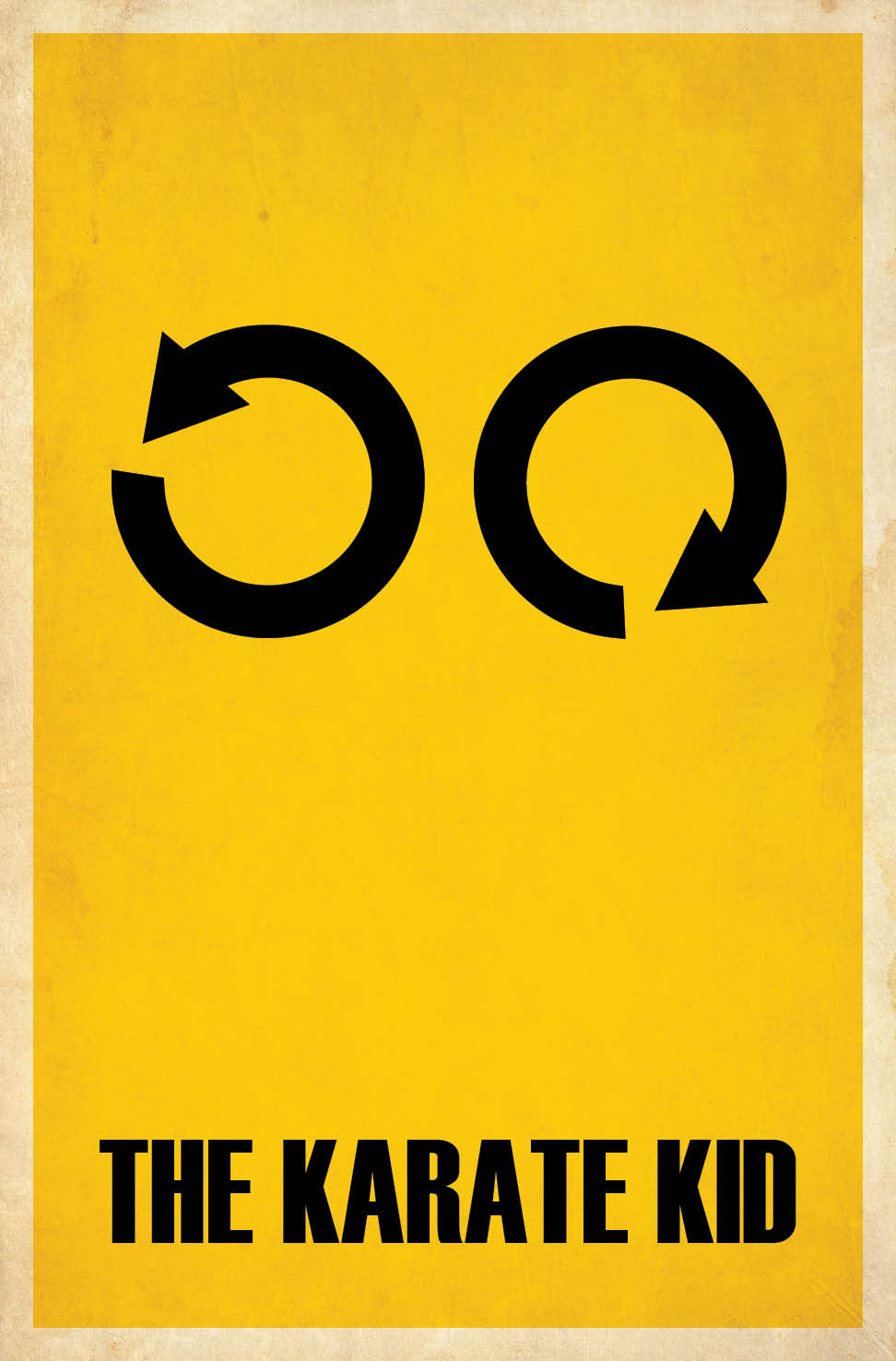 Great minimalist movie poster designs by matt owen vol Minimalist typography