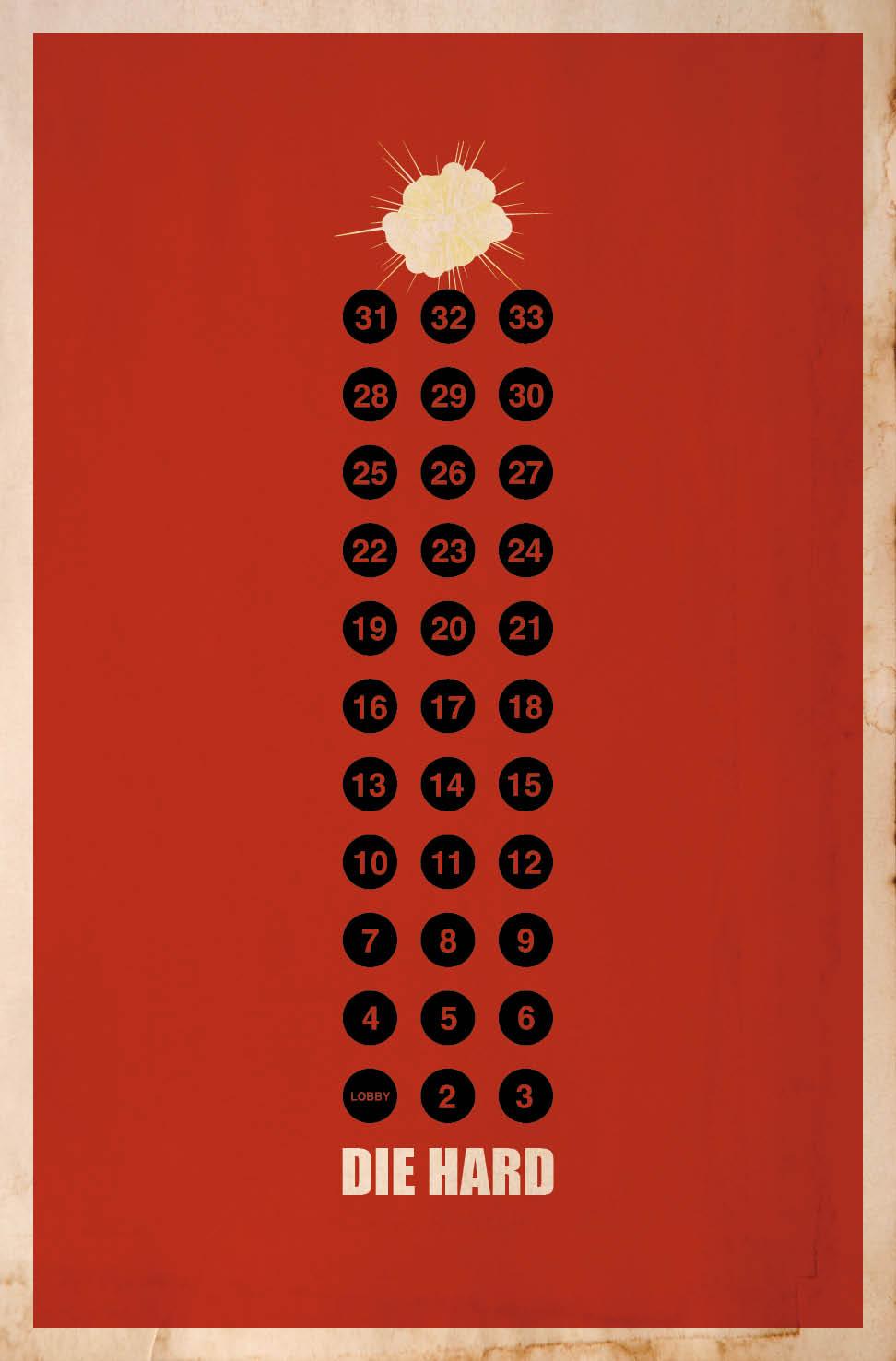 Great minimalist movie poster designs by matt owen vol for Art post minimalisme