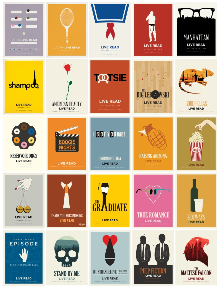 LACMA Posters
