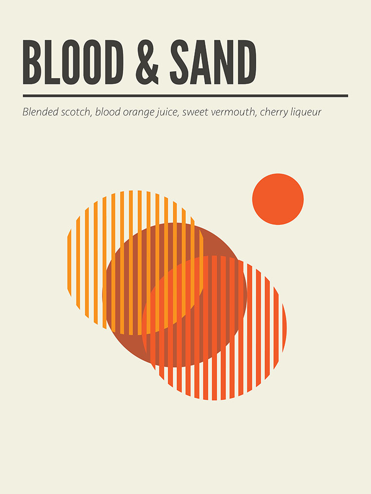 BrickHut Blood and Sand